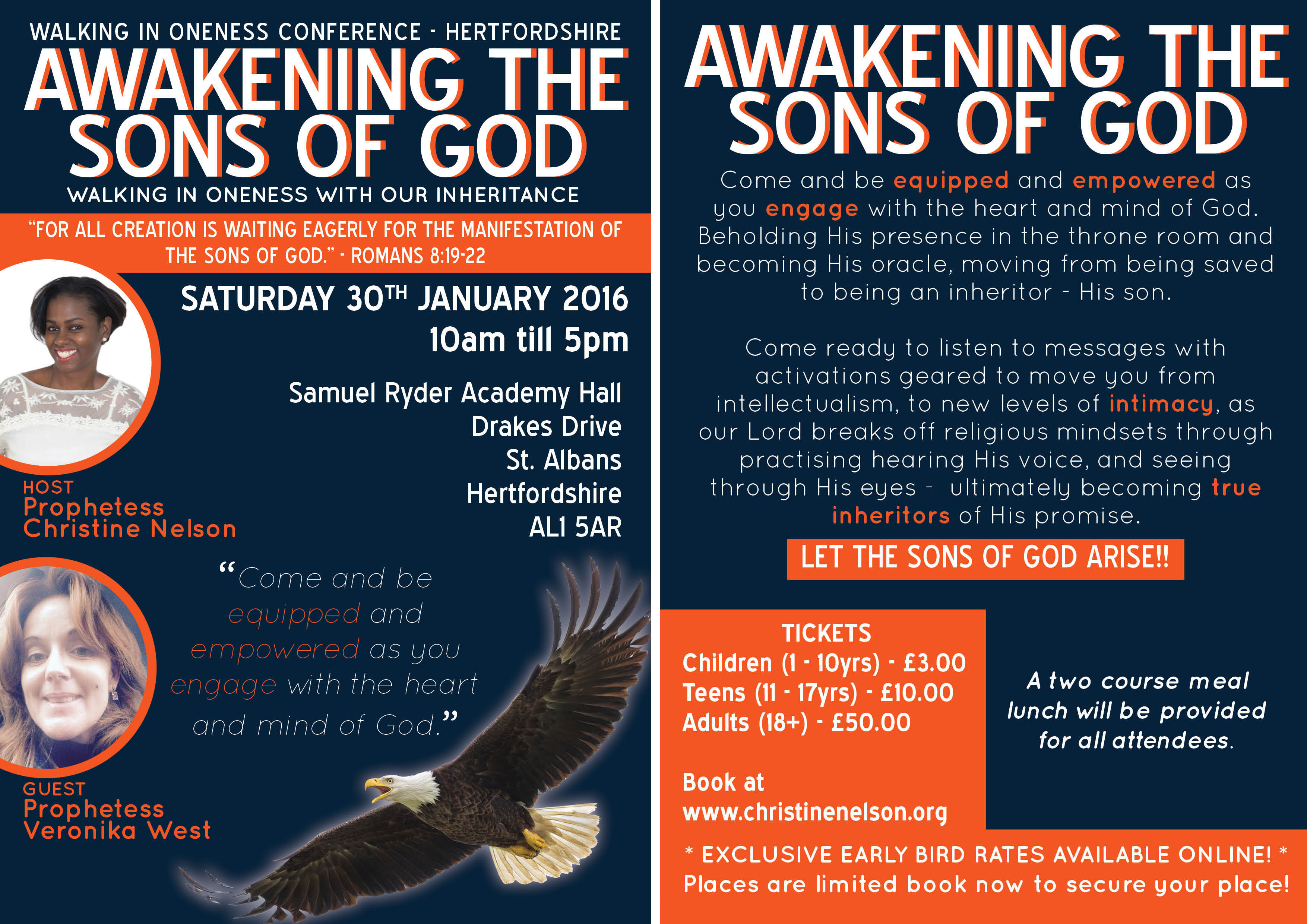 Events | CN Ministries